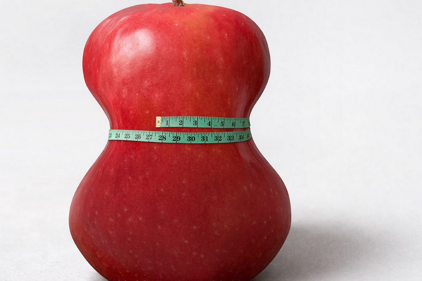 how to get rid of excess fat around the waist