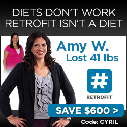 Retrofit weight loss vanita cyril