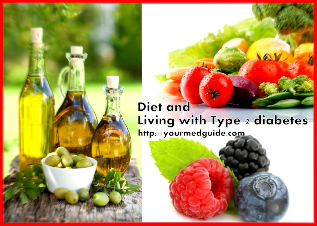 Diabetes Diet and living with type 2 diabetes