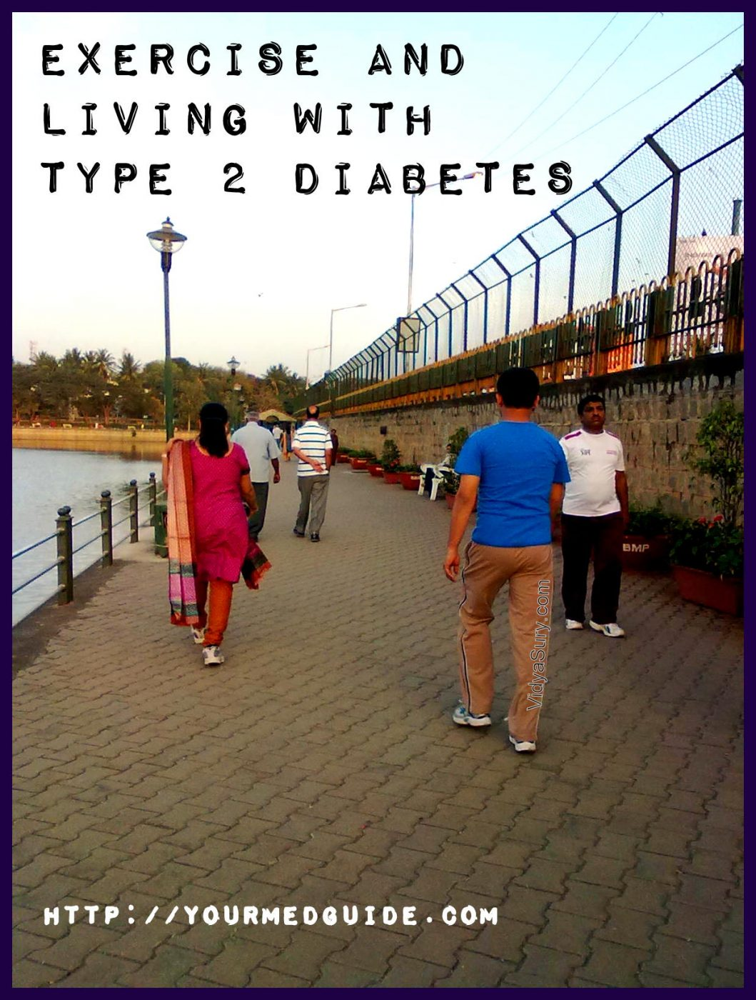 exercise and living with type 2 diabetes