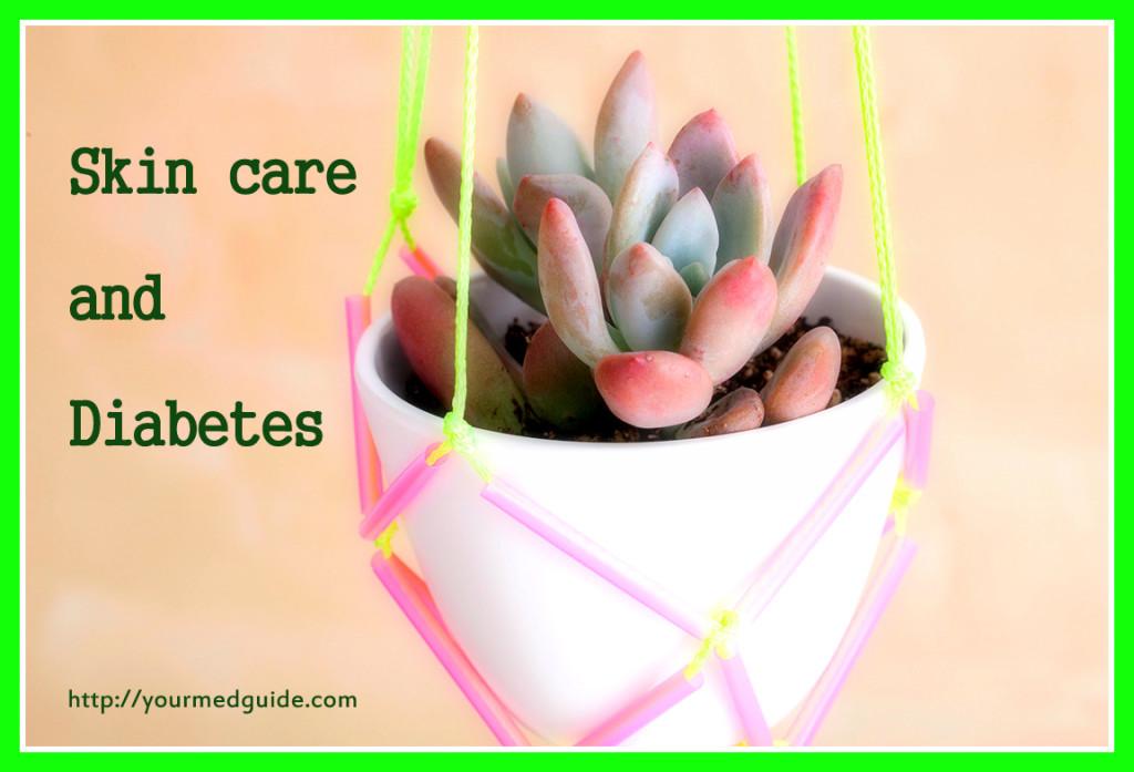 skin and diabetes