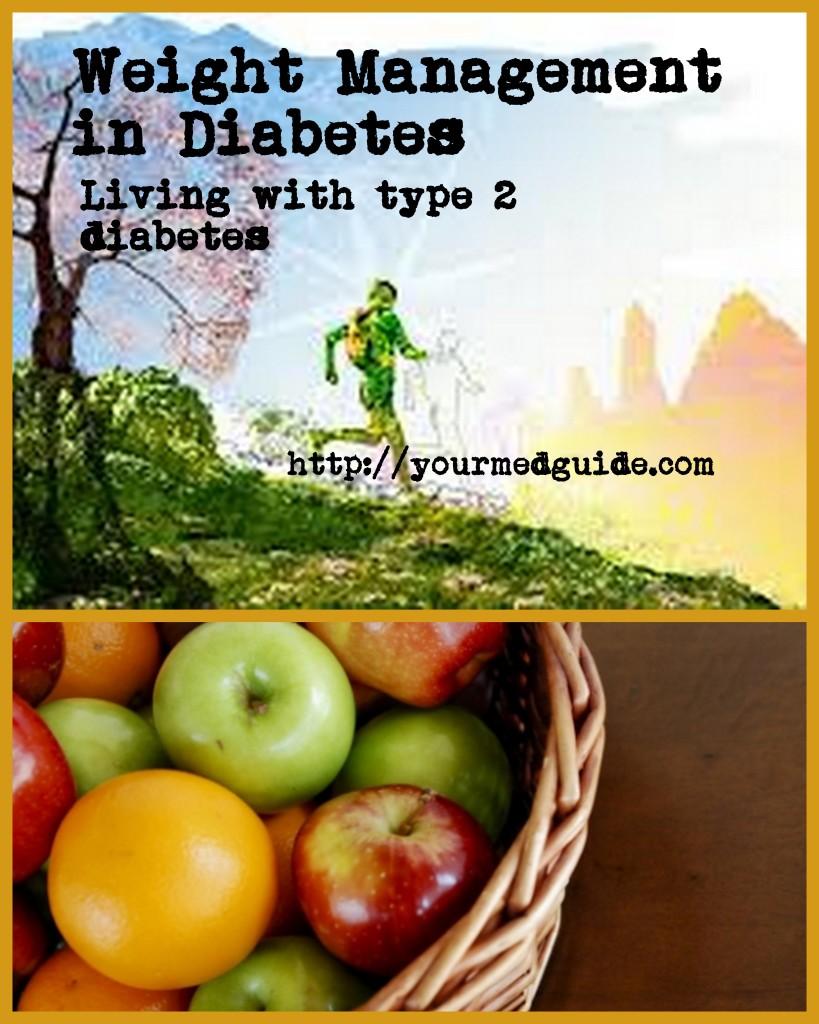 Weight management in diabetes vidya sury