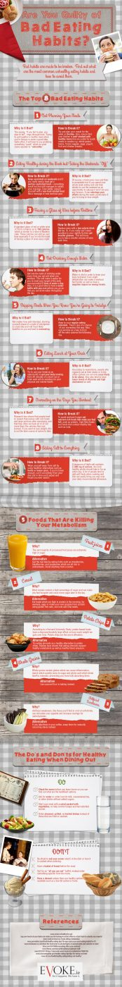 Switch to Good Eating Habits