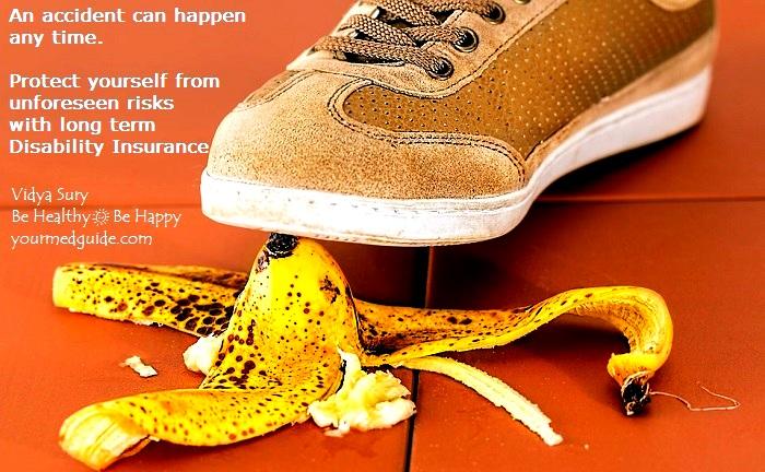 Importance of Long Term Disability Insurance Vidya Sury