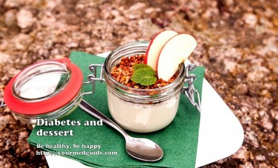 Diabetics and Dessert. Vidya Sury