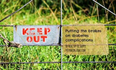 Putting the brakes on diabetes complications Vidya Sury