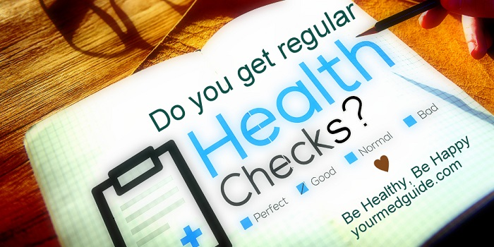 Do you get regular health checks Vidya Sury