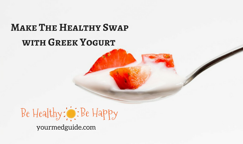 Making The Healthy Swap with Greek Yogurt