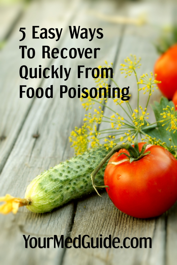 5 Easy Ways to recover quickly from Food Poisoning #healthyliving #tips #foodpoisoning #health