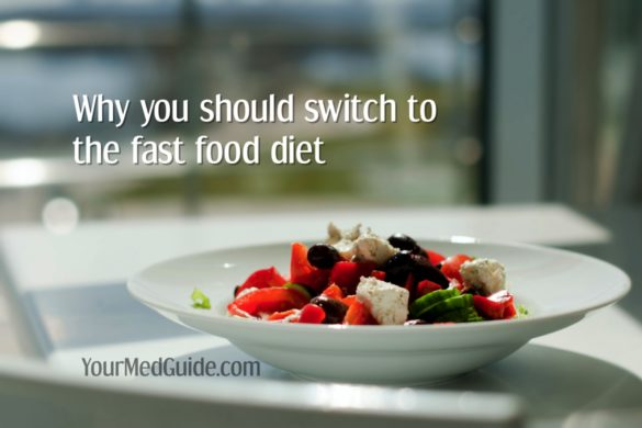 Why you should switch to the fast food diet