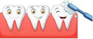 Keep teeth healthy Make it fun