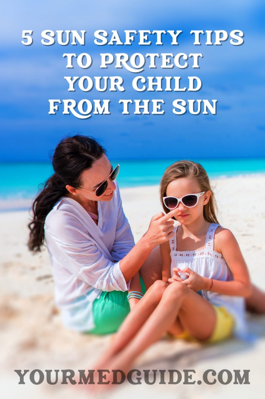 5 sun safety tips to protect your kids from the sun