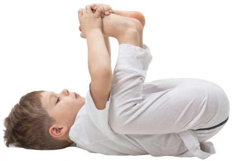 7 fun and easy yoga poses for kids to do at home  your