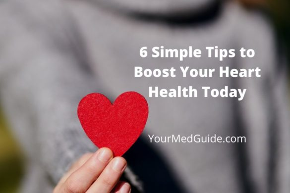 6 Simple Tips to Boost Your Heart Health Today YMG