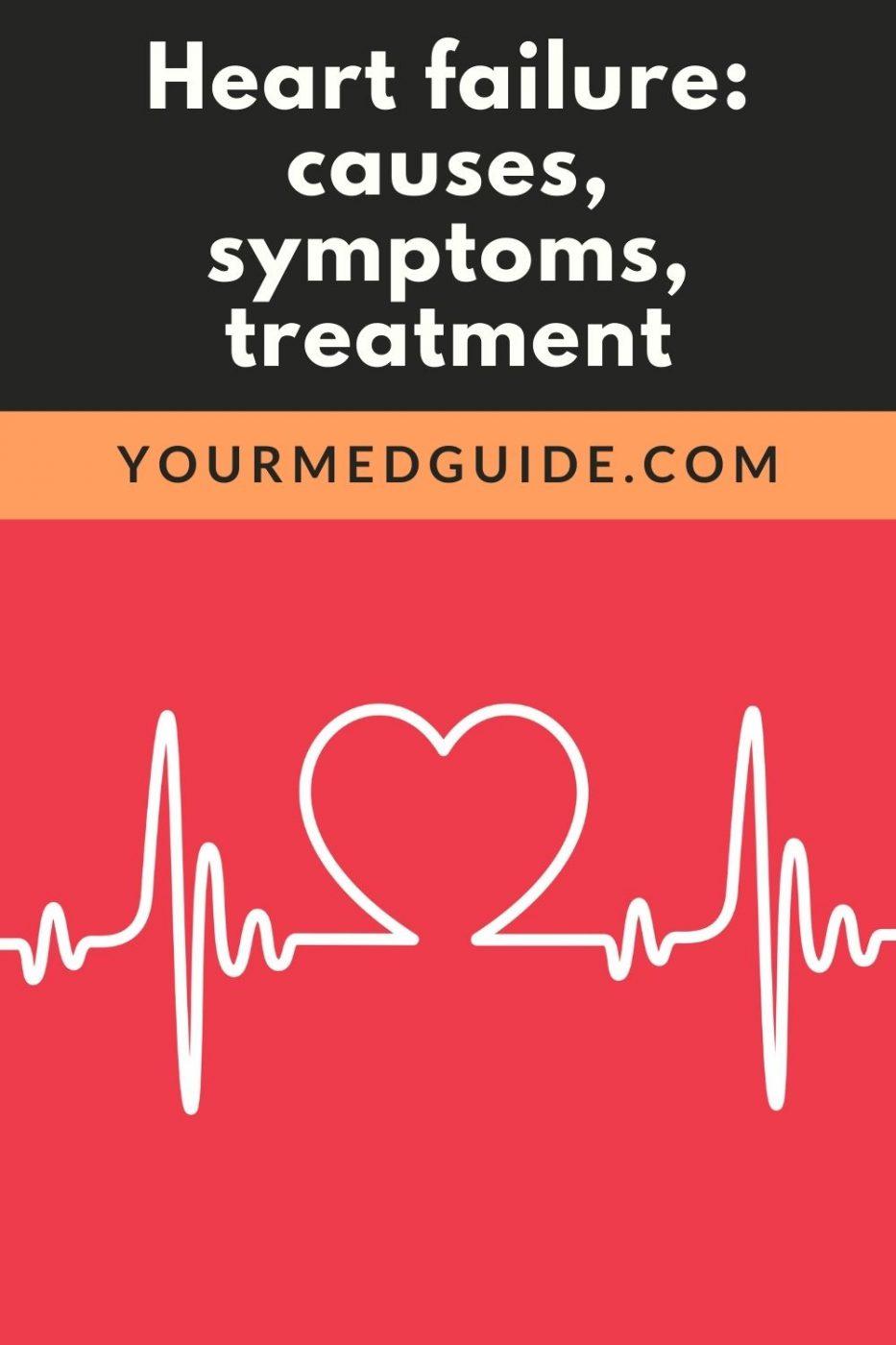 Heart failure_ symptoms, causes, treatment