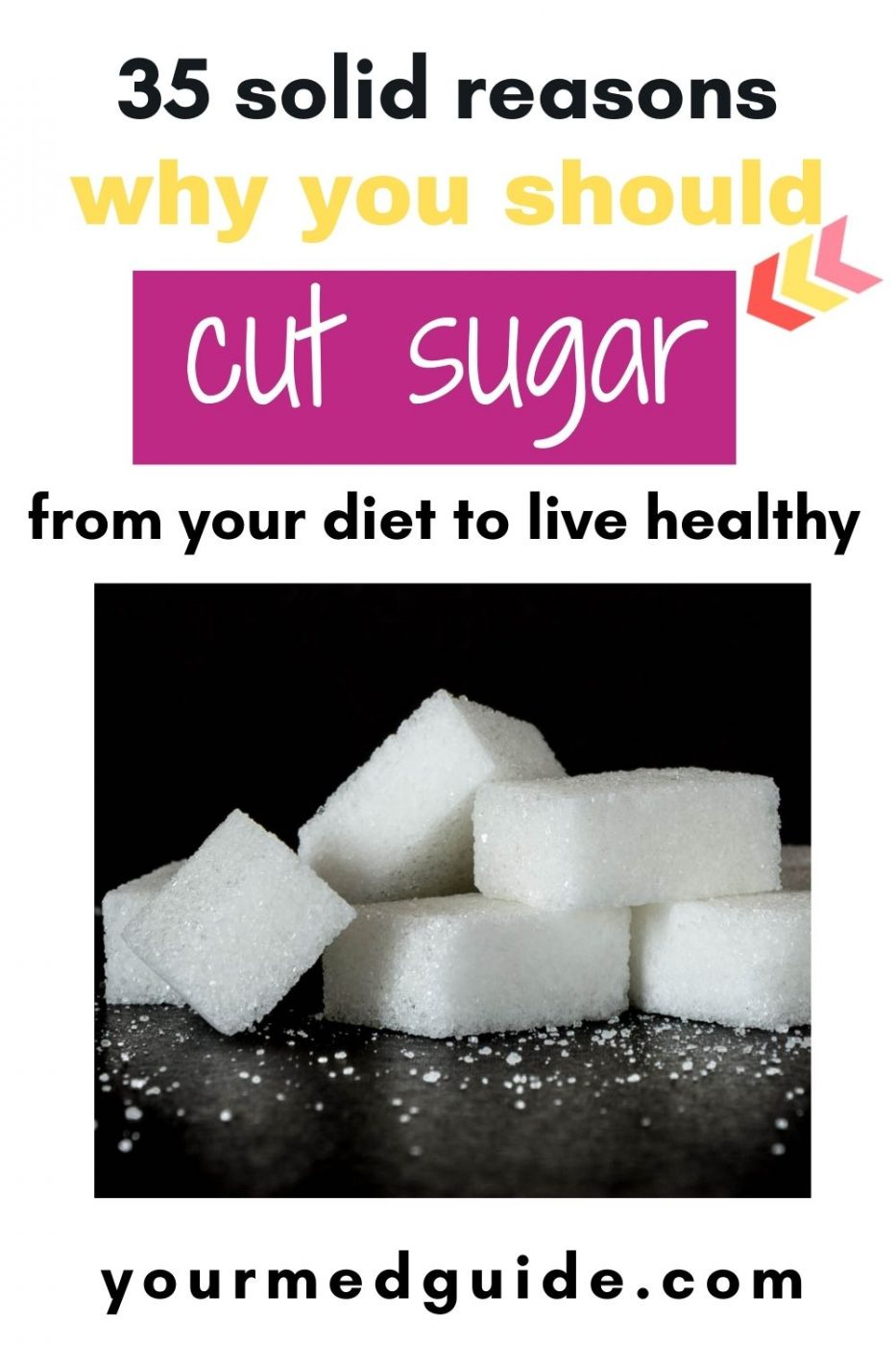 35 solid reasons why you should cut sugar from your diet to live healthy