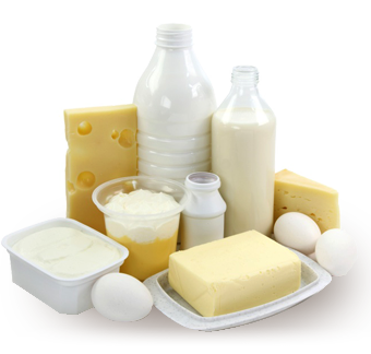Foods with lactose - Lactose intolerance