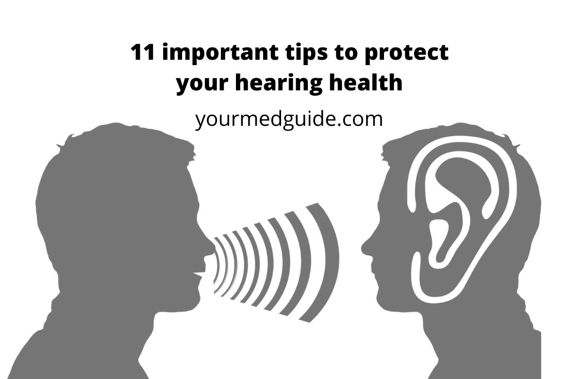 11 important tips to protect your hearing health