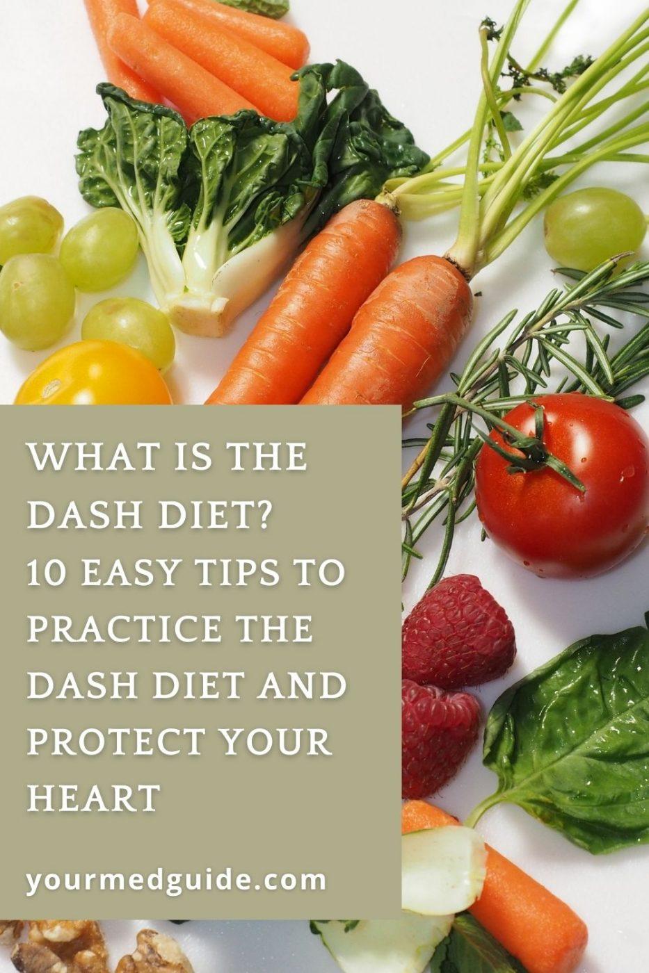 what is the dash diet. Ten easy ways to practice the dash diet