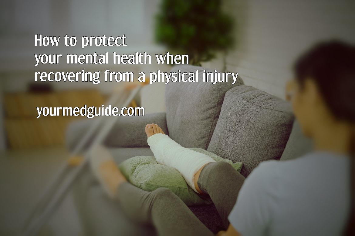 How to protect your mental health when recovering from a physical injury 1